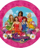 Prinsessia bordjes 23 cm