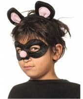Rat masker en diadeem voor kids