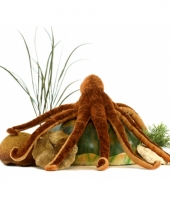 Realistische pluche octopus knuffel 70 cm