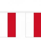 Rechthoekige vlaggenlijn indonesie