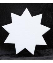 Reclame ster van piepschuim 10 cm