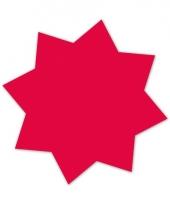 Reclame sterren neonroze 18 cm 20 x
