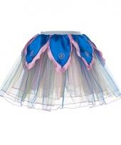 Regenboog verkleed tutu voor meiden