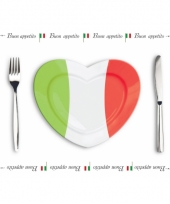 Restaurant placemats italie 500 stuks