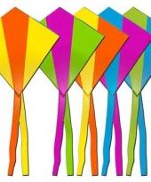 Rhombus kite voor kinderen