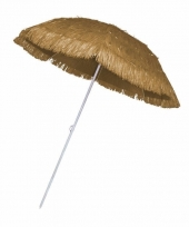 Rieten hawaii parasols