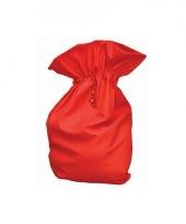 Rode kerst cadeau zakken