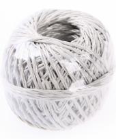 Rolletje touw 40 meter grijs