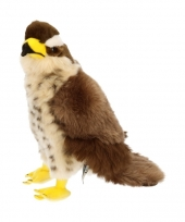 Roofvogel knuffel havik 23 cm
