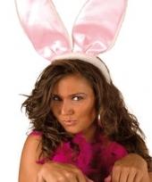 Roze bunny oren