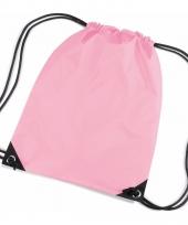 Roze gymtasjes