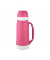 Roze koffie thermosfles 1 8 l