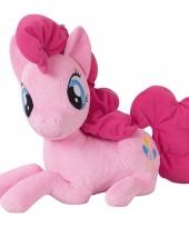 Roze my little pony knuffels 50 cm