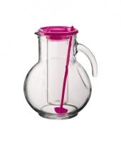 Roze waterkan met koelfunctie