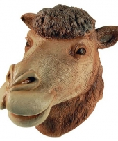 Rubber kamelen masker