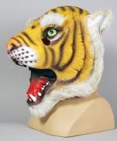 Rubber tijger masker