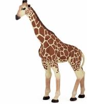 Safari dieren speelgoed giraffe