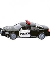 Schaalmodel politie dienstwagen