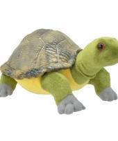 Schildpad knuffeltje 28 cm