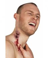 Schmink nepwond vampierenbeet