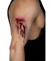 Schmink nepwond zombiebeet
