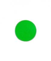 Schmink op waterbasis fluor groen