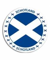 Schotland sticker