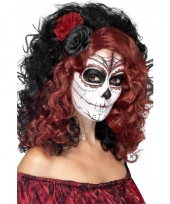 Senorita day of the dead pruik