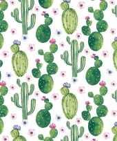 Servetten cactus print 20 stuks