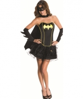 Sexy batgirl outfit voor dames