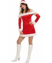 Sexy kerst kostuum voor dames