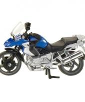 Siku bmw model motorfiets
