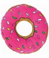 Simpsons donut kussen