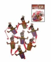 Sinterklaas hangmobiel zwarte pietjes