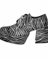 Sixties feest schoenen