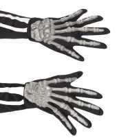 Skelet handschoenen voor volwassenen