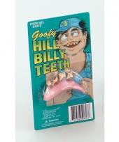 Slechte tanden gebitje