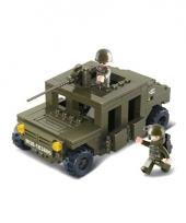 Sluban kleine pantserwagen 23 7 x 19 cm