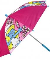 Smurfin paraplu voor kinderen