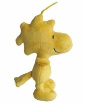 Snoopy woodstock knuffel 19 cm