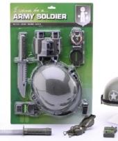 Soldaten speelgoed voor kinderen
