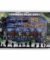 Soldaten speelset voor jongens
