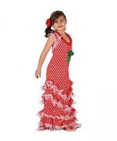 Spaans kostuum voor kinderen