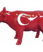 Spaarpot koe turkse vlag