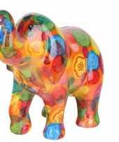 Spaarpot olifant 20 cm type 5