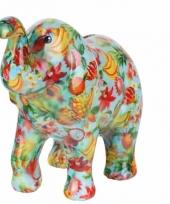 Spaarpot olifant 20 cm type 6