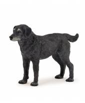 Speeldiertje zwarte hond