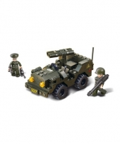 Speelgoed army jeep