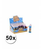 Speelgoed bellenblaas 50 stuks 10071326