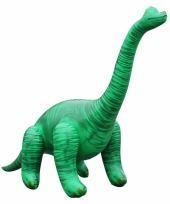 Speelgoed brachiosaurus opblaas dino 71 cm